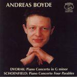 Dvorak and Schoenfield Piano Concertos