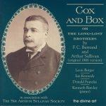 Sullivan: Cox & Box