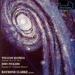 Mathias & Pickard:Piano Sonatas