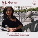 Anja German plays Haydn