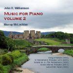 John R. Williamson Music for Piano