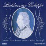 Galuppi Piano Sonatas