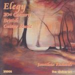 Elegy - 20th century British Guitar Music