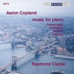 Copland Piano Music