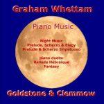 Graham Whettam Piano Music