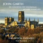 John Garth: Six Cello Concertos
