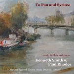 To Pan and Syrinx -  Romantic Flute and Piano
