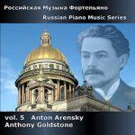 Russian Piano Music vol. 5 - Anton Arensky