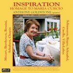 Inspiration - Homage to Maria Curcio