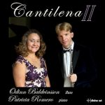 Cantilena II - flute and piano