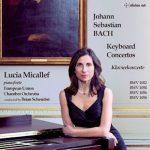 J S Bach: Keyboard Concertos
