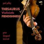 Thesaurus of Violinistic Fiendishness