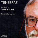 Tenebrae: Piano Music by John McCabe