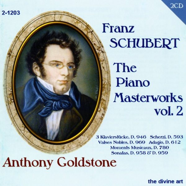 The Schubert Piano Masterworks, vol.2