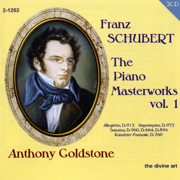 The Schubert Piano Masterworks, vol.1
