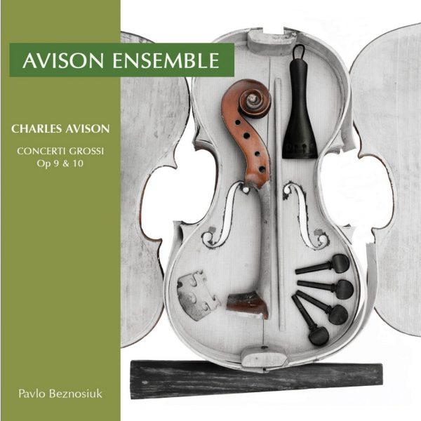 Avison: 18 Concerti Grossi, op. 9 & 10 (2CD)