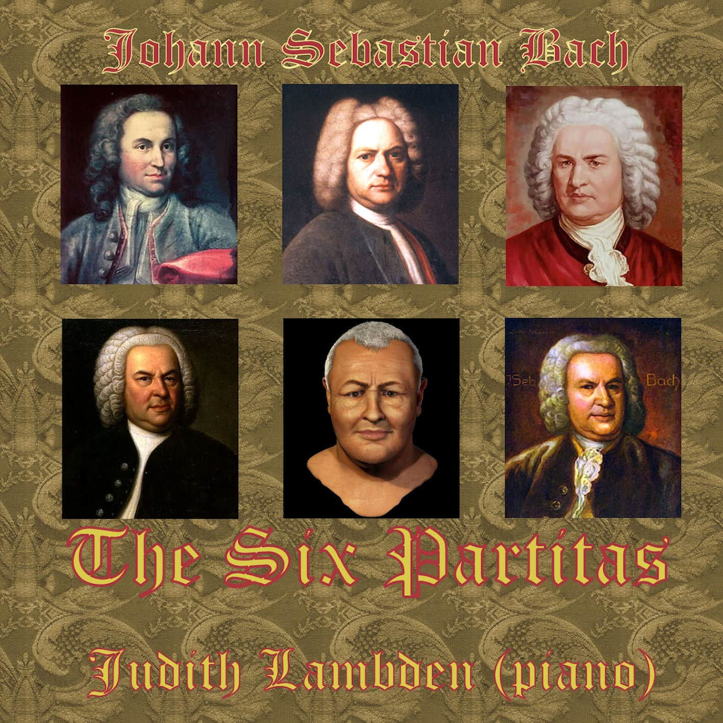 Bach: The Six Partitas (2CD)