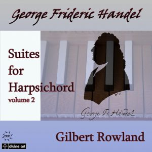 Handel: Suites for Harpsichord, vol. 2 (2 CD)