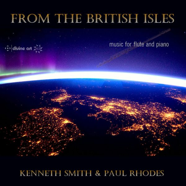 From the British Isles - music for flute and piano