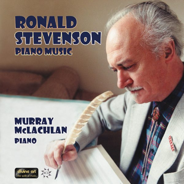 Ronald Stevenson Piano Music