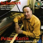Katin's Schubert Recital