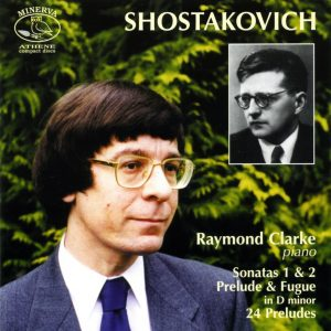Shostakovich Preludes and Sonatas