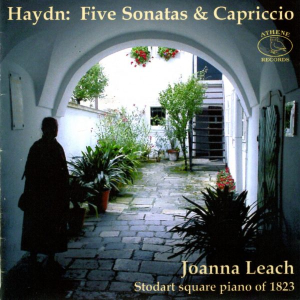 Haydn: Keyboard Sonatas and Capriccio