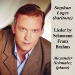 Schumann, Franz and Brahms Lieder