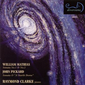 Mathias & Pickard:Piano Sonatas