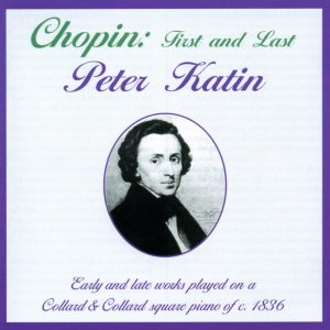 Chopin First and Last