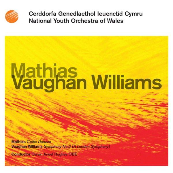Vaughan Williams London Symphony & Mathias Celtic Dances