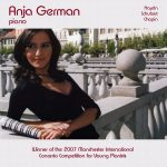 Anja German plays Haydn, Schubert & Chopin