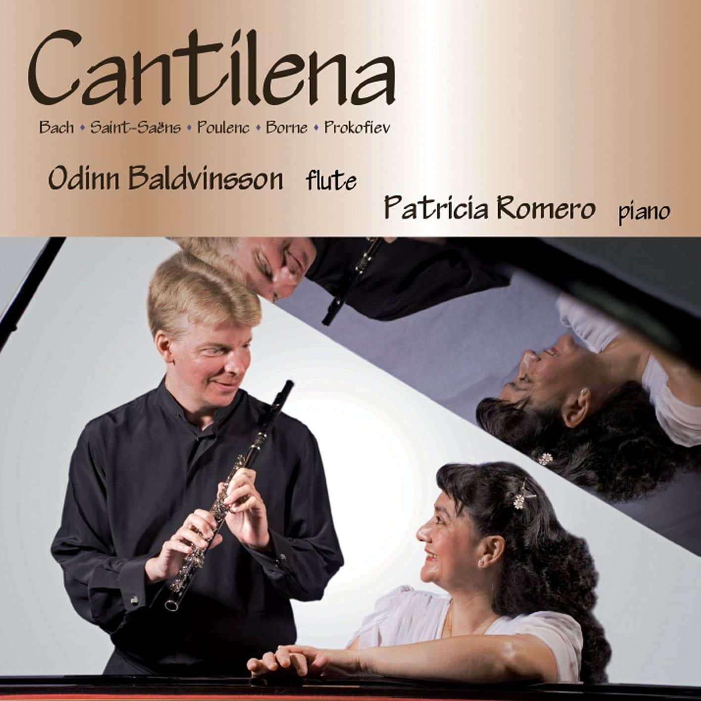 Cantilena - Music for Flute and Piano