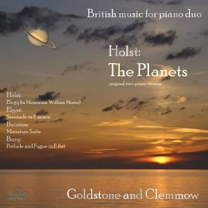 British Music for Piano Duo