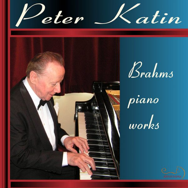Peter Katin plays Brahms Piano Music
