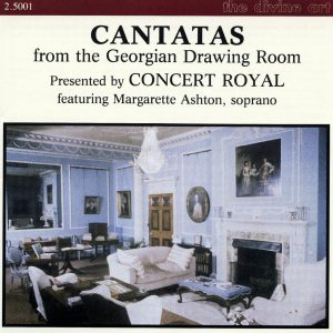 Cantatas from the Georgian Drawing room