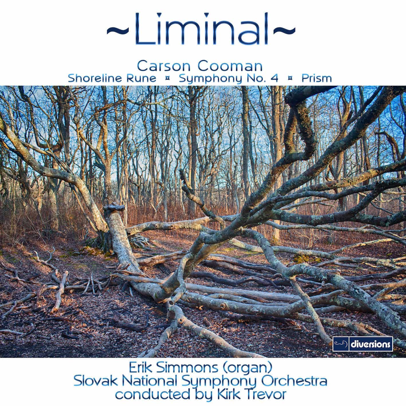 Carson Cooman - Liminal