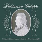 Galuppi Piano Sonatas, vol.1
