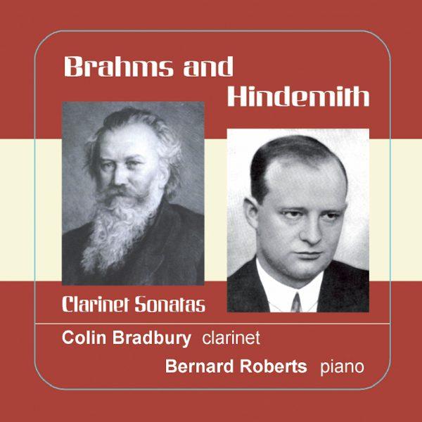 Brahms & Hindemith Clarinet Sonatas