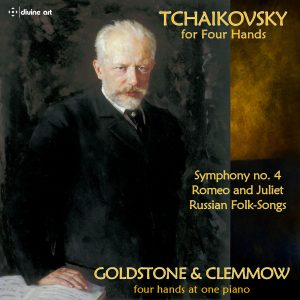 Tchaikovsky for Four Hands