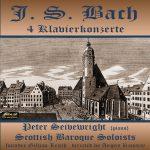 J S Bach - - 4 Klavierkonzerte