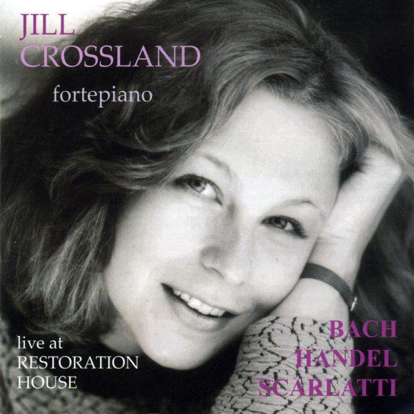 Jill Crossland Live at Restoration House