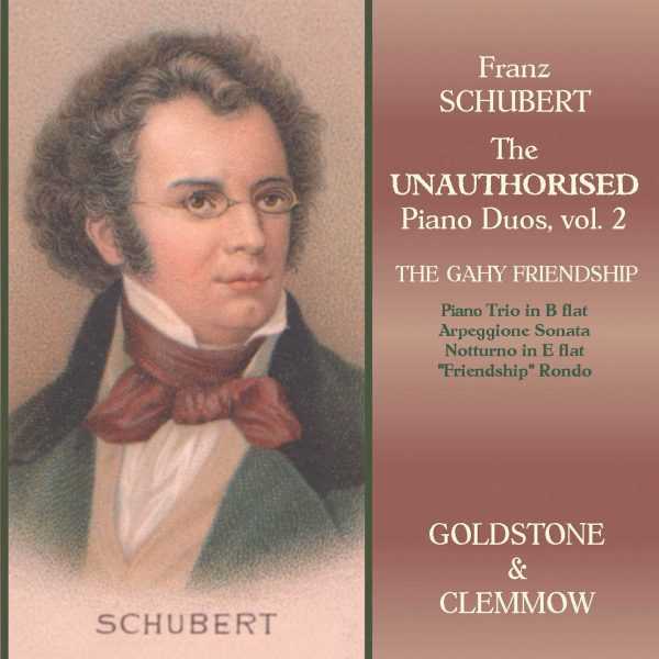 Schubert Unauthorised Piano Duos, vol. 2