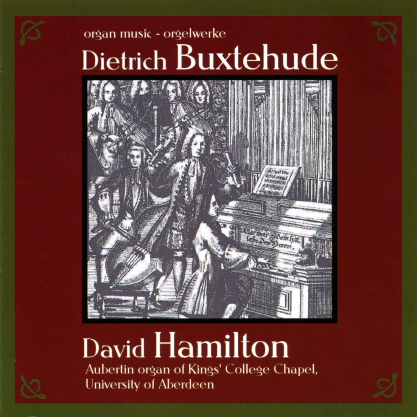 Buxtehude: Organ Music