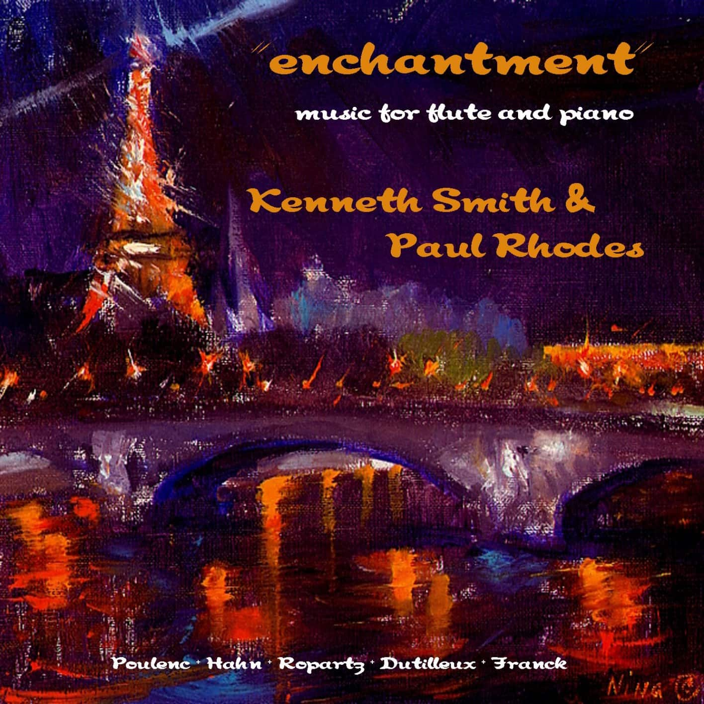 Enchantment - music for flute and piano