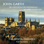 John Garth: Six Cello Concertos
