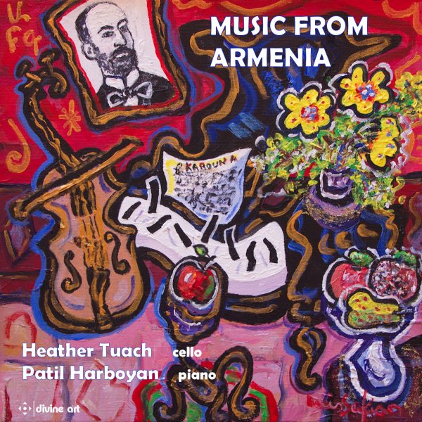 Music from Armenia for Cello and Piano