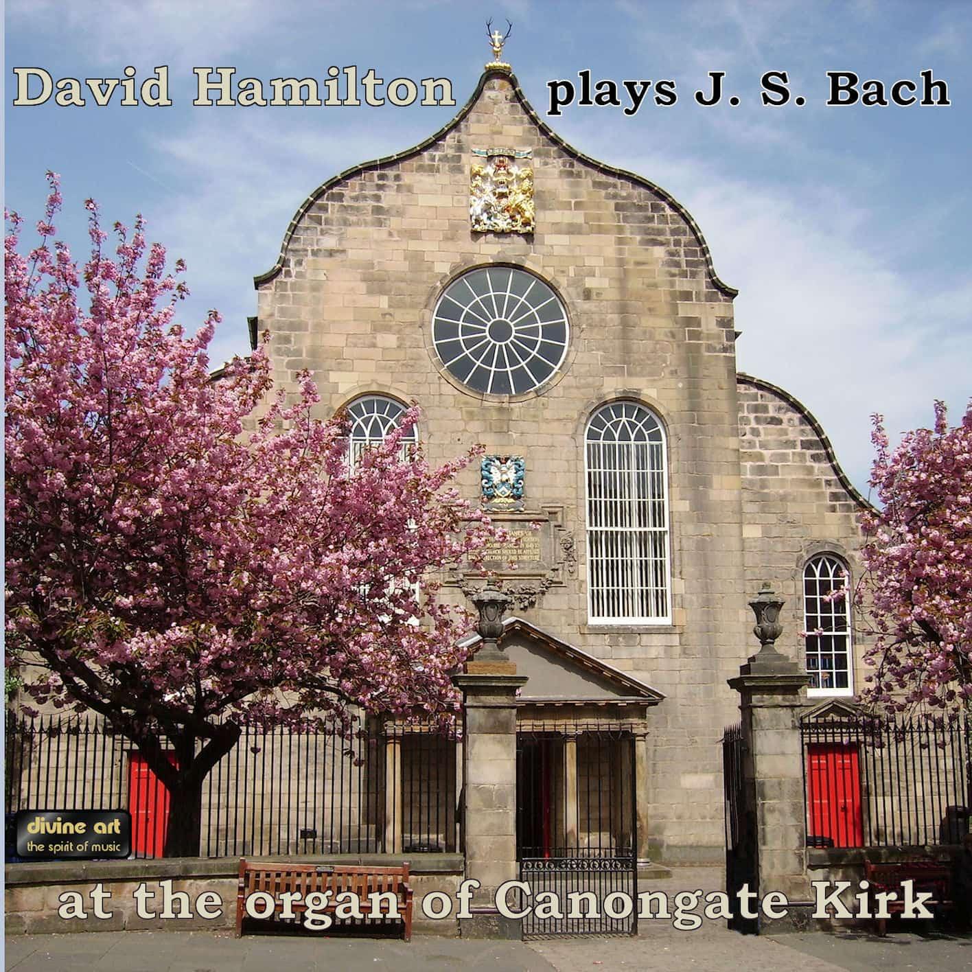 Johann Sebastian Bach Organ Works