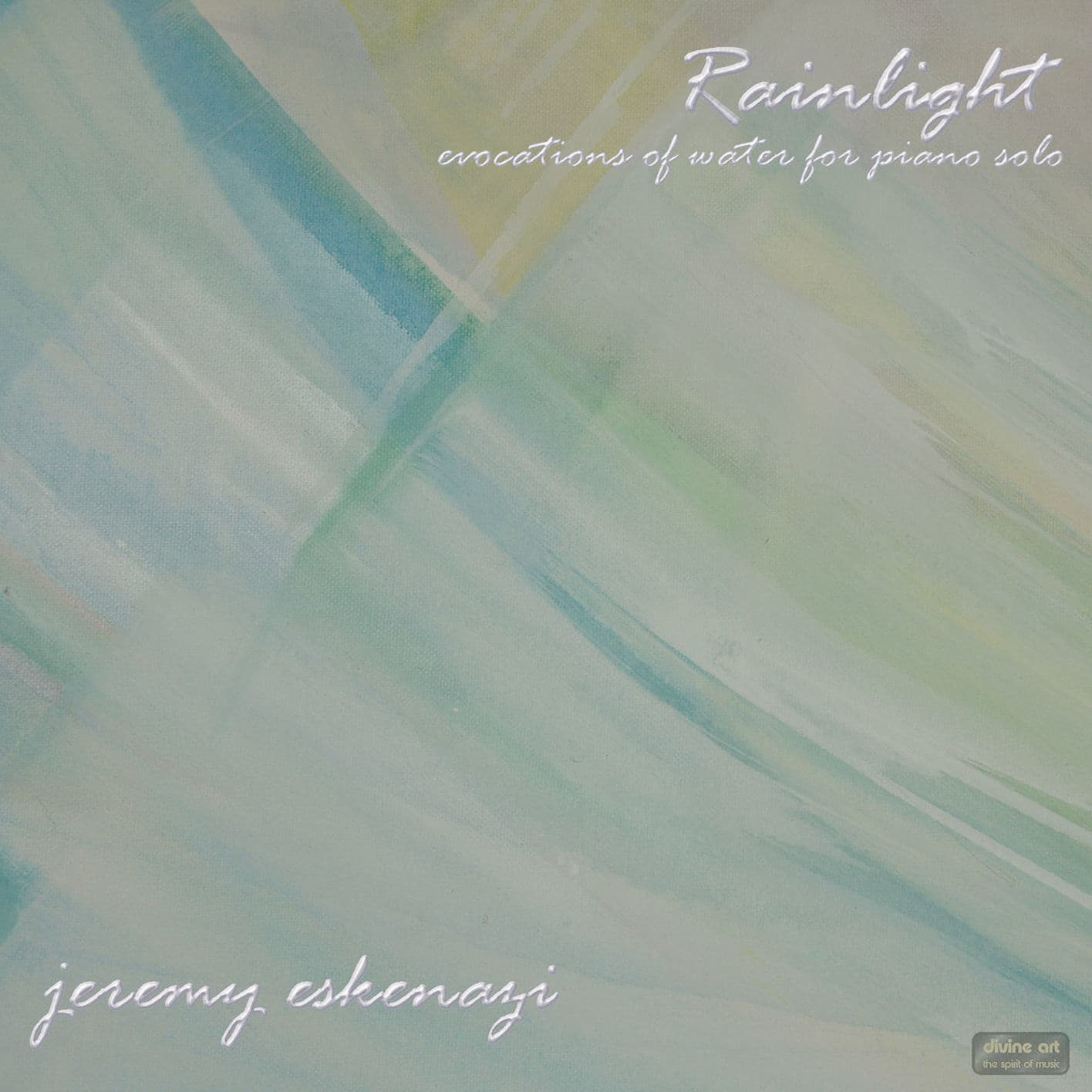 Rainlight - Evocations of Water for Piano Solo