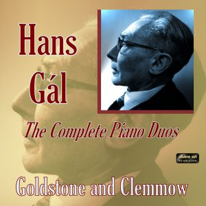 Hans Gál - The Complete Piano Duos